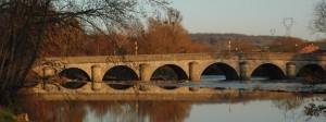 Pont sur le Madon
