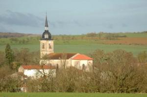 Eglise de Xirocourt